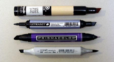 Marker Types