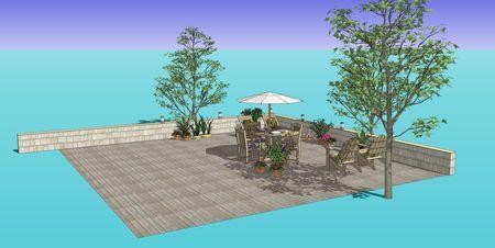 Blog Furniture Model 010309