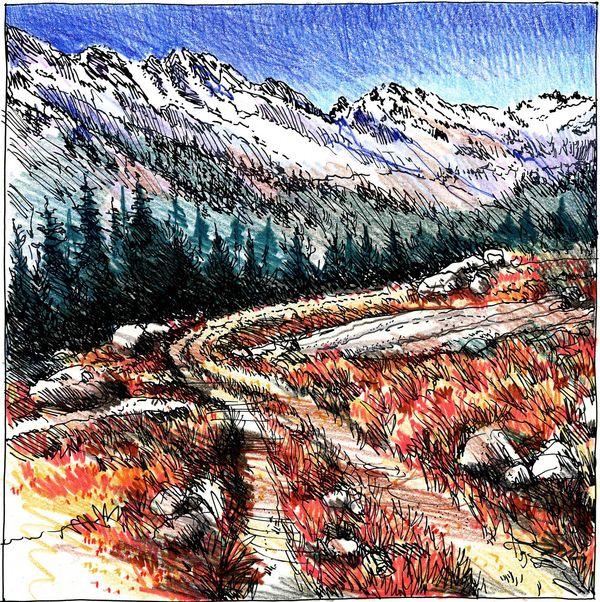 Drawing with Colored Pencils - Jim Leggitt / Drawing Shortcuts