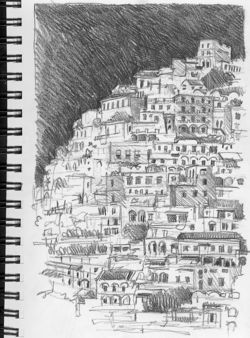 Italy Sketching-04