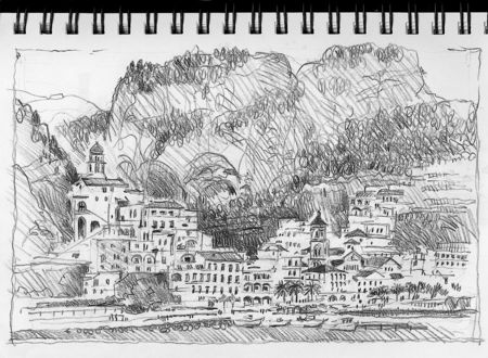 Italy Sketching-10