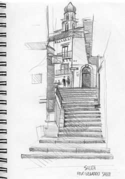 Italy Sketching-09