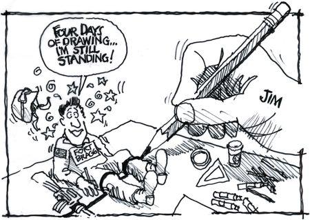 Drawing Editorial Cartoons Jim Leggitt Drawing Shortcuts